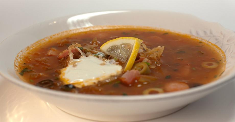 Похмельный суп