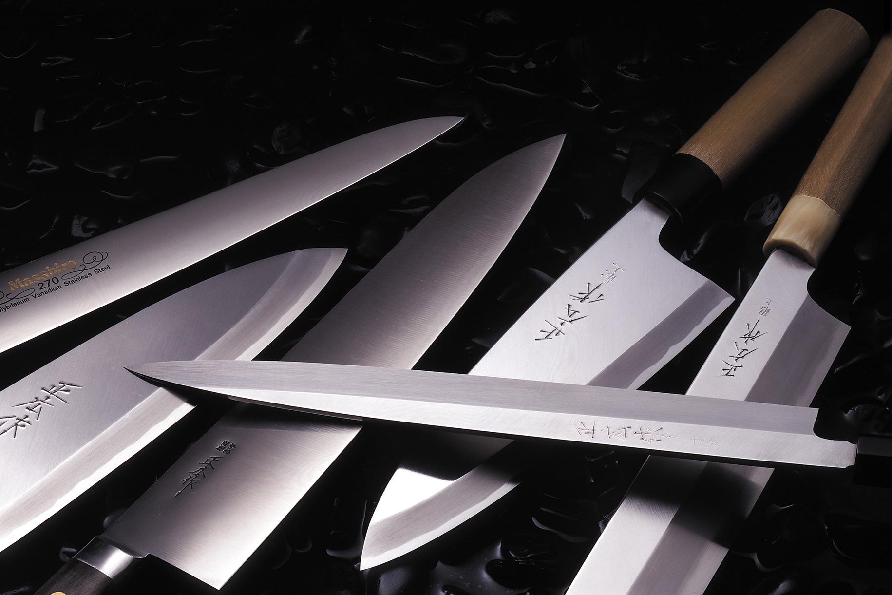 как будет по английски слово нож
