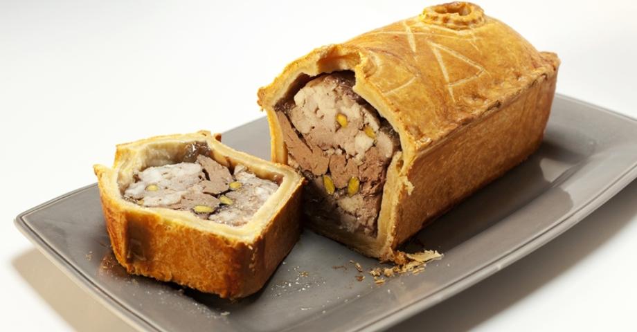 Пирог-паштет