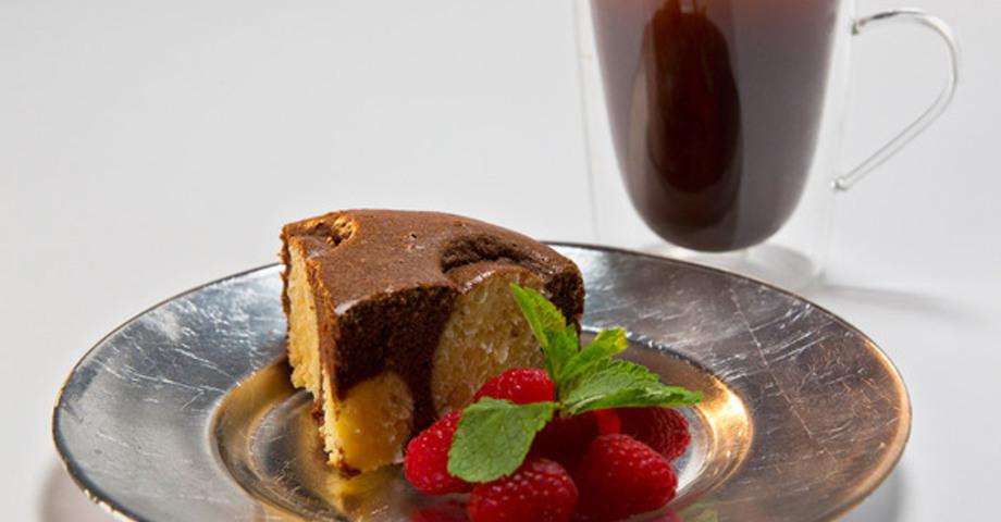 Шоколадный торт «Сюрприз»