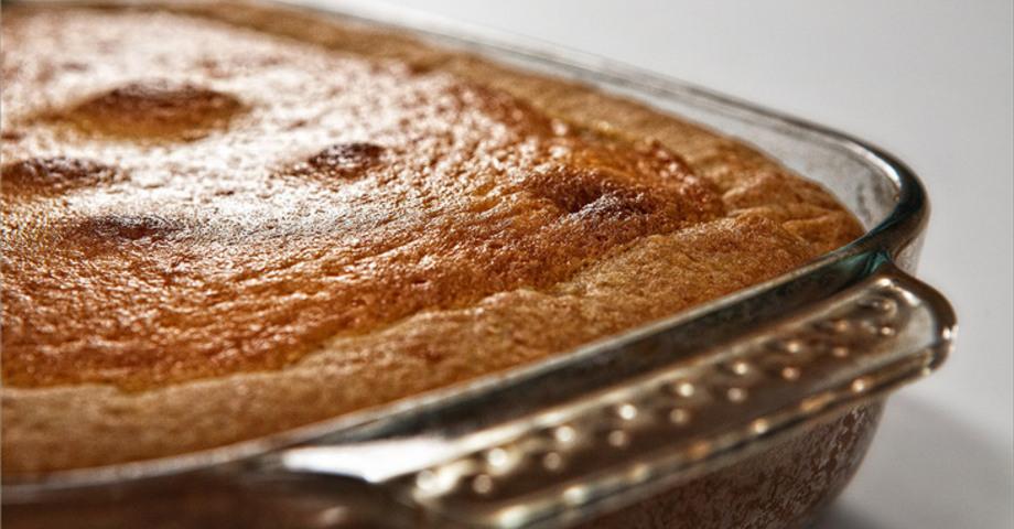 Пирог «Застенчивая слива»