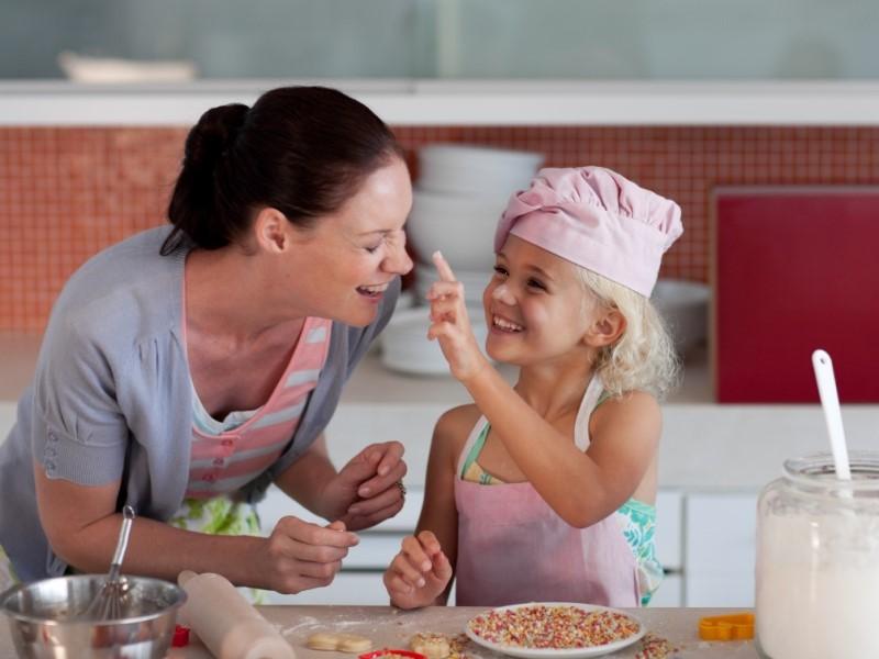 Маленький кулинар – готовим вместе с ребенком
