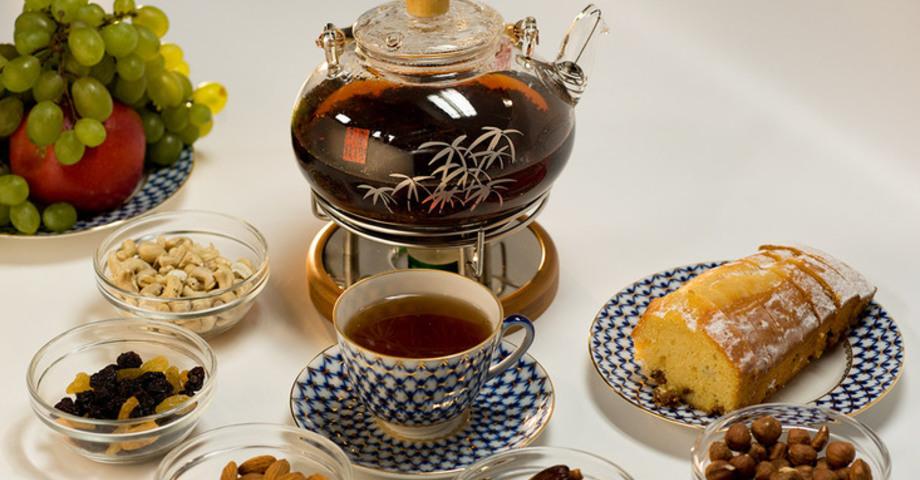 Чайные закуски